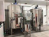 Equipo de elaboración de cerveza artesana 1.000 - 1.500 litros