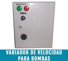 variador de velocidad para bombas para cervezas artesanas