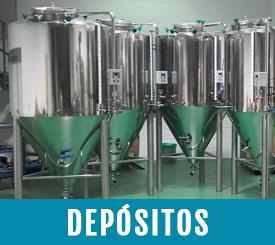 depositos para cervezas artesanas