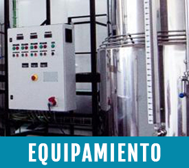 equipamiento para cervezas artesanas