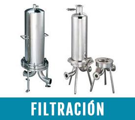 filtracion para cervezas artesanas