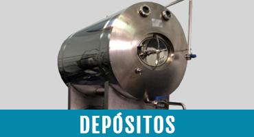 Depósitos para cervezas artesanas